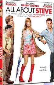 All About Steve (2009)(DVD)