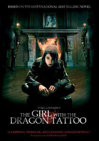 Girl with the Dragon Tattoo - (Region 1 Import DVD)