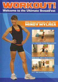 Workout:Ultimate Sweatfest DVD - (Region 1 Import DVD)