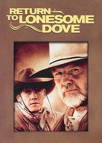 Return to Lonesome Dove - (Region 1 Import DVD)