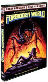 Forbidden World - (Region 1 Import DVD)