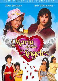 Maria De Todos Los Angeles - (Region 1 Import DVD)