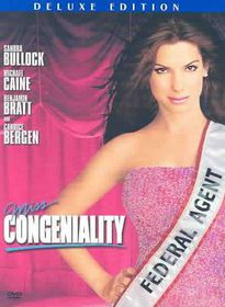 Miss Congeniality:De - (Region 1 Import DVD)