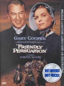 Friendly Persuasion - (Region 1 Import DVD)