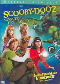 Scooby Doo 2:Monsters Unleashed - (Region 1 Import DVD)