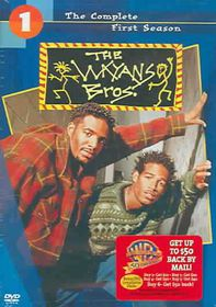 Wayans Bros:Complete First Season - (Region 1 Import DVD)