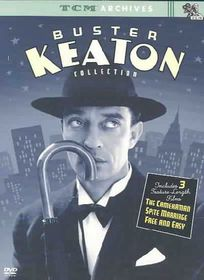 TCM Archives: The Buster Keaton Collection - (Region 1 Import DVD)
