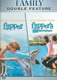 Flipper/Flipper's New Adventure - (Region 1 Import DVD)