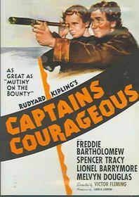 Captains Courageous - (Region 1 Import DVD)