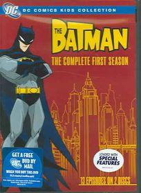 Batman:Complete First Season - (Region 1 Import DVD)