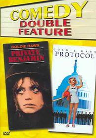 Private Benjamin/Protocol - (Region 1 Import DVD)