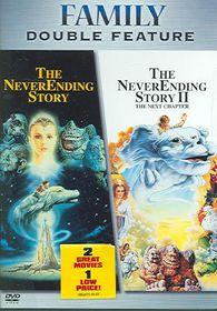NeverEnding Story/The NeverEnding Story II - (Region 1 Import DVD)