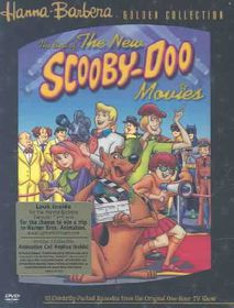 Best of the New Scooby Doo Movies - (Region 1 Import DVD)