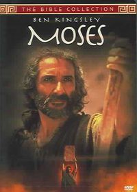 Bible Collection:Moses - (Region 1 Import DVD)