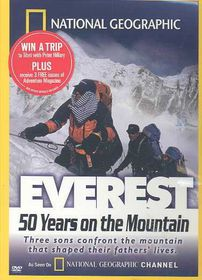 Everest:50 Years on the Mountain - (Region 1 Import DVD)