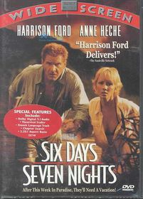 Six Days Seven Nights - (DVD)