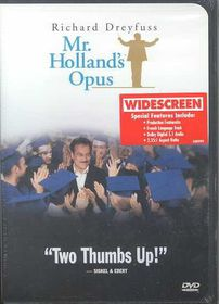 Mr. Holland's Opus - (Region 1 Import DVD)