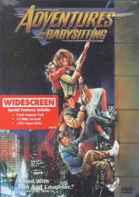Adventures in Babysitting - (Region 1 Import DVD)