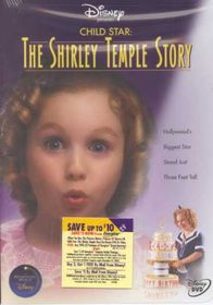 Child Star:Shirley Temple Story - (Region 1 Import DVD)