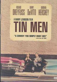 Tin Men - (Region 1 Import DVD)