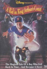 Kid in King Arthur's Court - (Region 1 Import DVD)