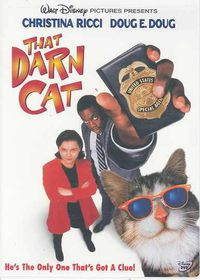 That Darn Cat - (Region 1 Import DVD)