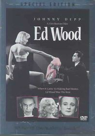 Ed Wood - Special Edition - (Region 1 Import DVD)