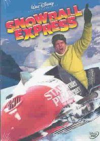 Snowball Express - (Region 1 Import DVD)