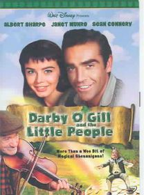 Darby O'gill and the Little People - (Region 1 Import DVD)