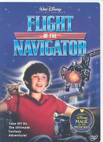 Flight of the Navigator (Region 1 Import DVD)