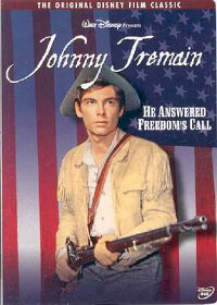 Johnny Tremain - (Region 1 Import DVD)
