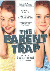 Parent Trap (1998) Special Edition - (Region 1 Import DVD)