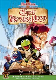 Muppet Treasure Island - (Region 1 Import DVD)