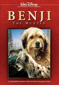 Benji the Hunted - (Region 1 Import DVD)