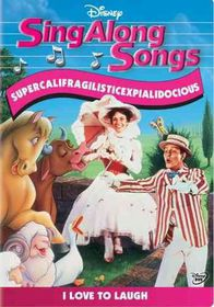 Sing-Along Songs: Supercalifragilisticexpialidocious - (Region 1 Import DVD)