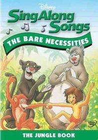 Sing Along Songs:Bare Necessities - (Region 1 Import DVD)