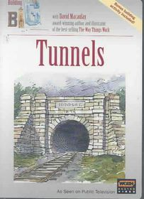 Building Big:Tunnels - (Region 1 Import DVD)