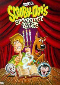 Scooby Doo's Spookiest Tales - (DVD)