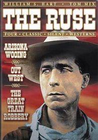 Four Classic Silent Westerns:Ruse/Ari - (Region 1 Import DVD)