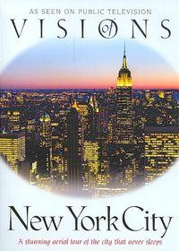 Visions of New York City - (Region 1 Import DVD)