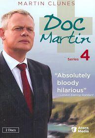Doc Martin Series 4 - (Region 1 Import DVD)