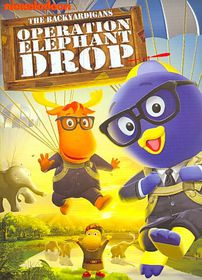 Backyardigans:Operation Elephant Drop - (Region 1 Import DVD)