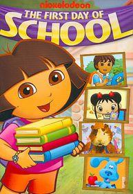Nick Jr Favorites:First Day of Schoo - (Region 1 Import DVD)