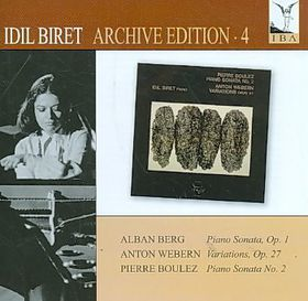 Biret, Idil - Archive Edition - Vol.4 (CD)