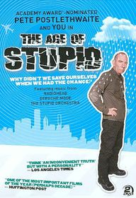 Age of Stupid - (Region 1 Import DVD)