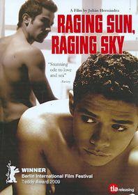 Raging Sun Raging Sky - (Region 1 Import DVD)