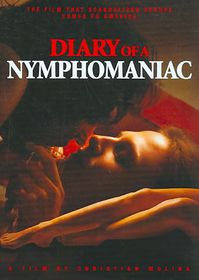 Diary of a Nymphomaniac - (Region 1 Import DVD)