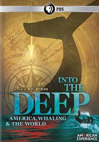 Into the Deep:America Whaling & World - (Region 1 Import DVD)