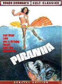 Piranha - (Region 1 Import DVD)