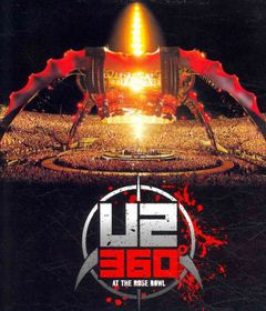 360 Tour:Live at the Pasadena Rose Bo - (Region A Import Blu-ray Disc)